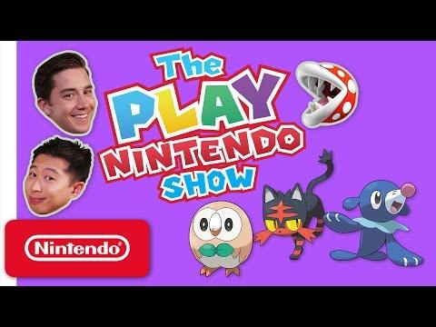 The Play Nintendo Show – Episode 11: Pokémon Sun and Pokémon Moon Terry Takeover – Part 2