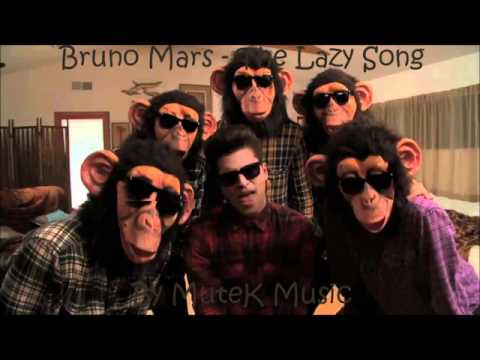 Bruno Mars - The Lazy Song 1h (Mutek Music)