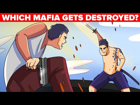 Japanese Yakuza vs Chinese Triad - Which is the Deadlier Mafia?