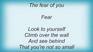 Bauhaus - In Fear Of Fear Lyrics