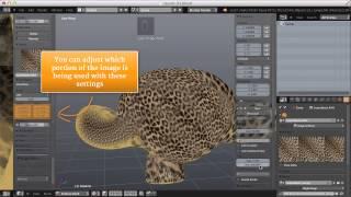 Tip: Using Brush Textures in Blender