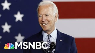 Joe Biden: People Know Trump Is A 'Liar' And 'He's Not That Smart' | The 11th Hour | MSNBC