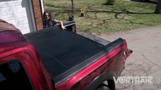 BAK Industries: Vortrak Retractable Truck Bed Cover