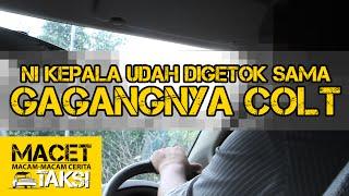 """Download Video """"Ni kepala Udah Digetok Sama Gagangnya Colt""""- Macam-macam Cerita Taksi MP3 3GP MP4"""