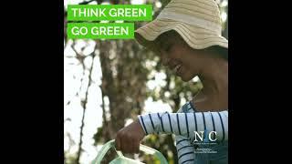 Think Green Go Green