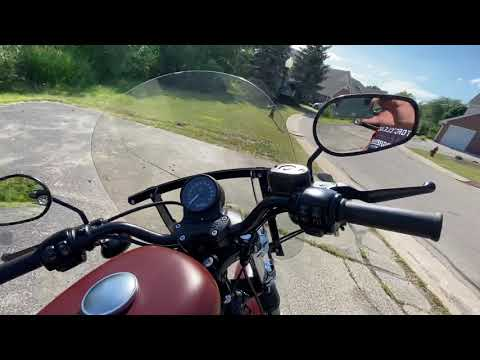 2017 Harley-Davidson Iron 883™ in Muskego, Wisconsin - Video 1