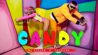 MC STOJAN x TEODORA - CANDY (OFFICIAL VIDEO)