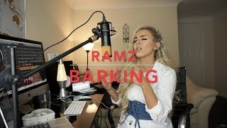 Ramz - Barking 🤔 | Cover