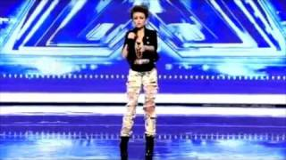 Cher Lloyd - Turn My Swag On (X Factor Audition) (Keri Hilson - Soulja Boy Cover) (Official Video)