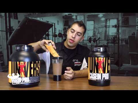 Casein Pro by Universal Nutrition Review Protein