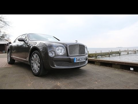 Bentley Mulsanne short review with interior and exterior - Autogefühl