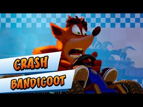 Crash Bandicoot | Crash Team Racing Nitro-Fueled thumbnail