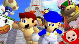 SM64 bloopers: The Hangover