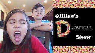 DUBSMASH with JILLIAN!  JillianTubeHD Lip-Sync Compilation