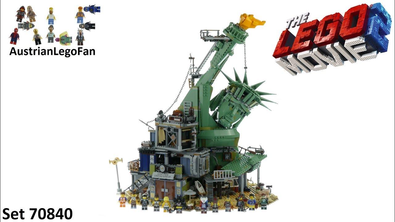 LEGO Skeletal Landspeeder MOC