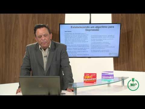Algoritmo de prescrição para depressão | WPEAD