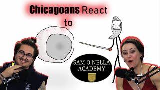 Chicago Reacts To Sam O'Nella - Pre-Industrial Surgeries