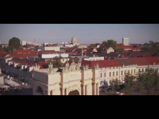 Wenn schon Berlin, dann Potsdam
