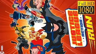 Jla Justice League Action Run Game Review 1080P Official Warner Bros Action