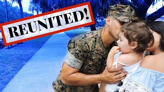 Download Youtube: REUNITED! | Military Life
