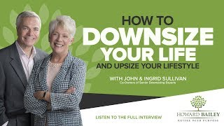 Senior Downsizing Experts on Retire with Purpose Podcast