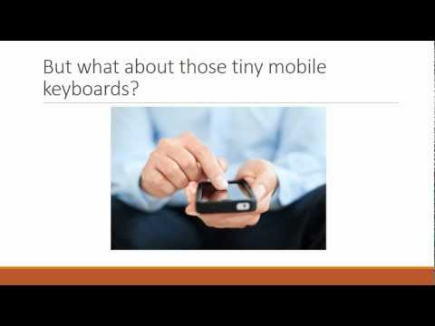 Video of textyChat -Send SMS by talking
