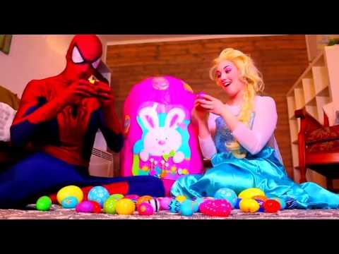 Comedy Videos +Spiderman &Princess 9-2016#28