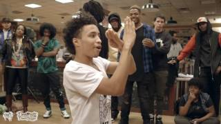 Hermiz (Dragon House) vs Flashdrive in Atlanta | Dexterity Dance League | YAK