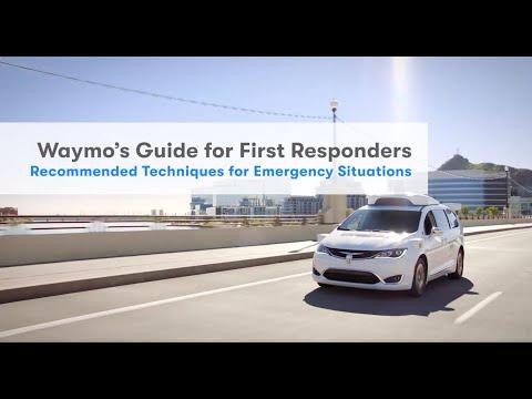 Waymo und die Rettungskräfte