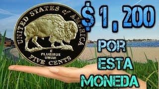 $1200 00 Error In Your Pocket? 2005 D Speared Buffalo Nickel