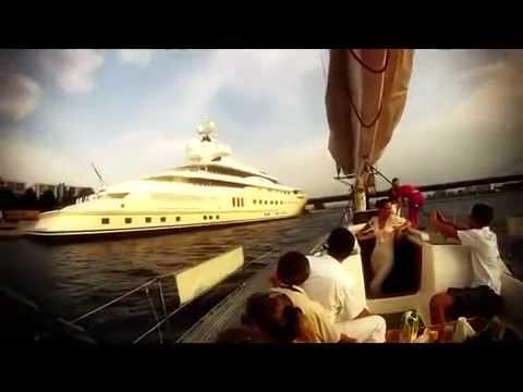 Yacht Hire: Strip