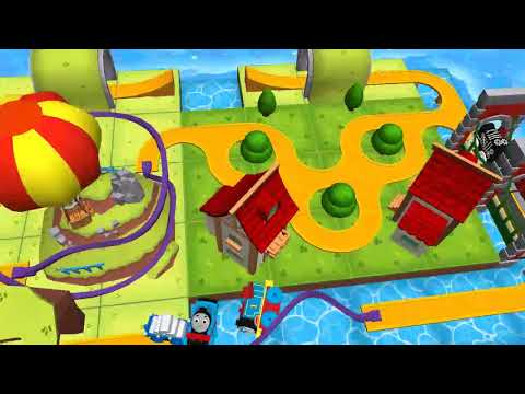 Thomas and Friends Minis - Fun Kids Game - Game Anak Thomas and Friends