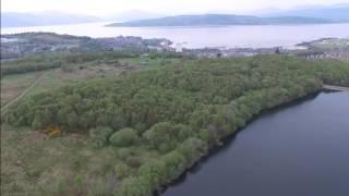 Coves Reservoir Inverclyde Scotland