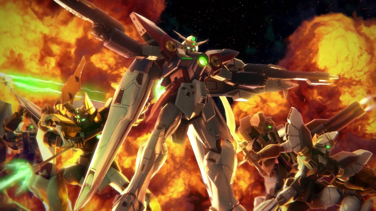 GUNDAM VERSUS (PlayStation 4) video 1
