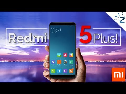 Xiaomi Redmi 5 Plus: First Impressions & Opinion (English)!