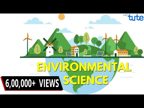 Introduction to Environmental Science   Study of Environment ...