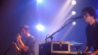 The Antlers - French Exit -- Live At Botanique Brussel 22-11-2011
