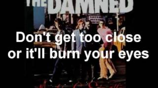The Damned New Rose With Lyrics