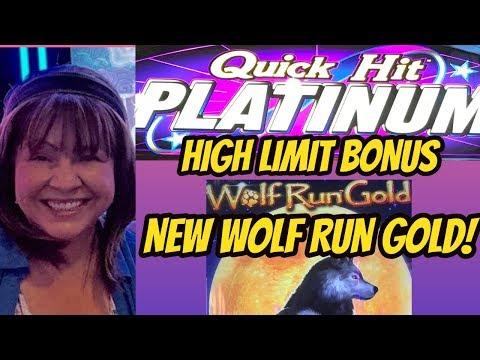 Wolf Run Gold by Dianaevoni Vegas Slot Machine Videos
