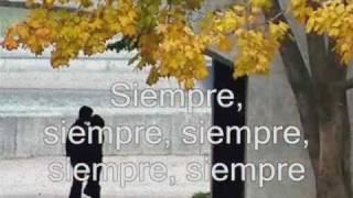 Sempre Sempre - Andrea bocelli ( subtitulos en español ) para vos mi amor