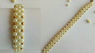 Bracelet/Beaded Bracelets/How To Make Bracelets/friendship Band/making Bracelets/Pearl Bracelet/DIY