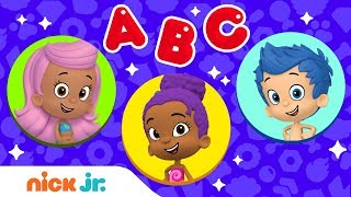 Bubble Guppies ABCs! 🐘 Animals From A To Zooli | Nick Jr.