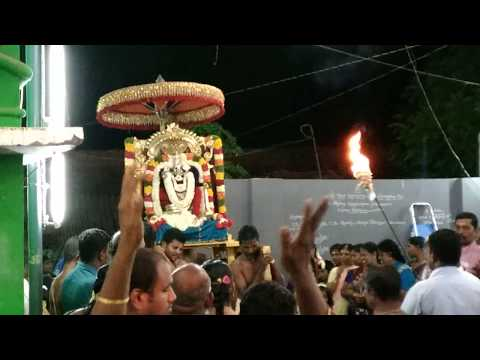 Vattavilai Then Tirupati Ananthan Sayana Perumal Sevai Video 1