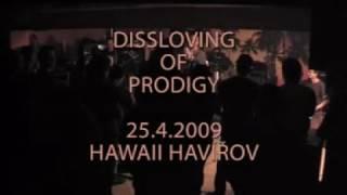 Dissolving of Prodigy Havířov