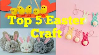 5 Easter Craft Ideas You Need To Try | Kids Craft | Easter Room Decor - DIY Easter Crafts For Kids