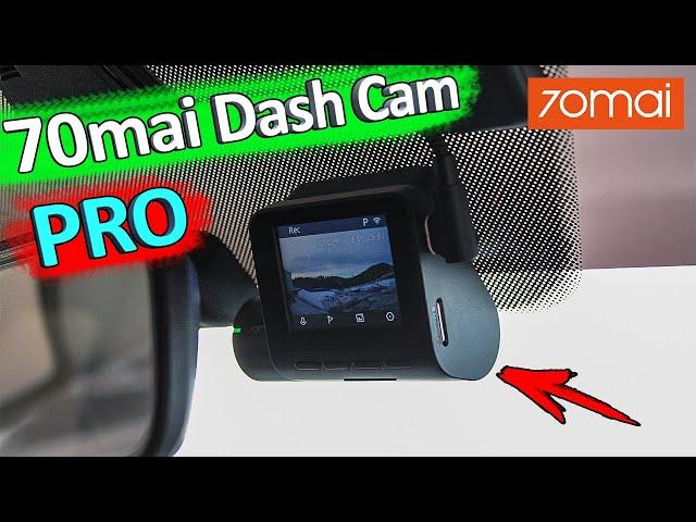 Видео Xiaomi 70mai D02 Pro Dash Cam