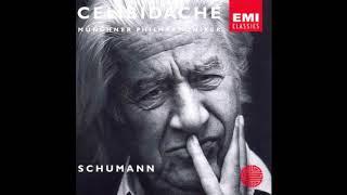 Schumann - Symphony No 3 'Rhenish' - Celibidache, MPO (1988)