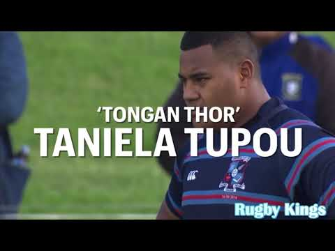 "Freaks Of Rugby S1E1: Taniela Tupou ""Tongan Thor"""