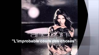 Anggun - L'improbable cours des choses (Audio)
