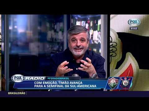 'NÃO SABIA O QUE QUERIA EM CAMPO': Eugenio Leal critica atuação de clube na Sul-Americana